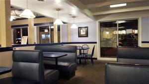 90's Arby's/Long John Silvers Dining area 1