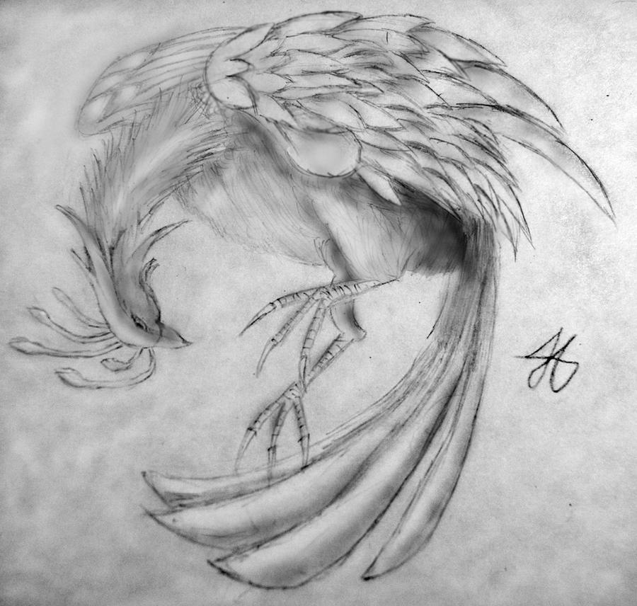 Oriental Phoenix Edited by tomato1991