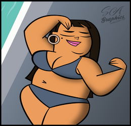 Total Drama   Beach Commission  4 By Sagraphics199