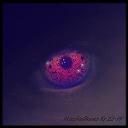 Evil Eye Portait by NepinRith
