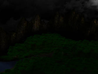 Isle Of Dispair by NepinRith