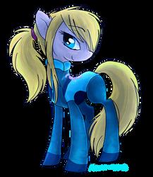 Samus pony
