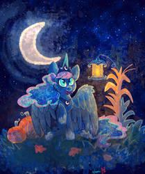 Nightmare Night by namiwami