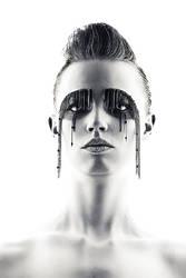 Iron Tears by nextDoorARTist