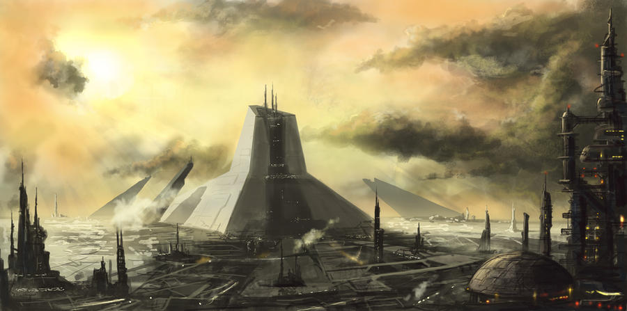 Industropolis by derbz