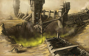 Outer territories- mineral extraction by derbz