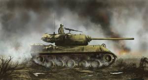 Hellcat - Lorraine 44 by derbz