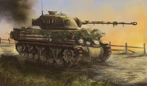 Sherman Firefly - Holland 1944