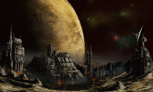 Outer territories- moon foundry