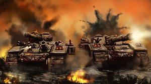 The Emperor's Steel ( W40K )