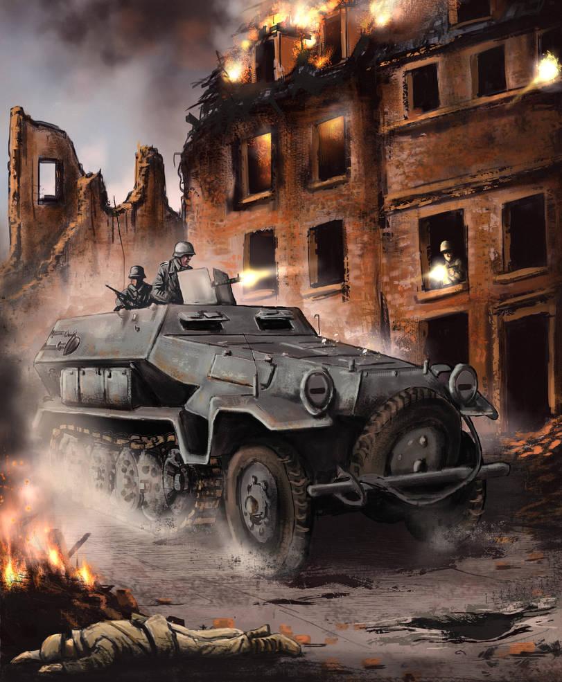 Inferno V3 - Battle of Konigsberg by derbz on DeviantArt