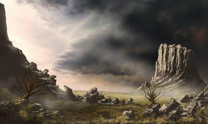Storm Lands by derbz
