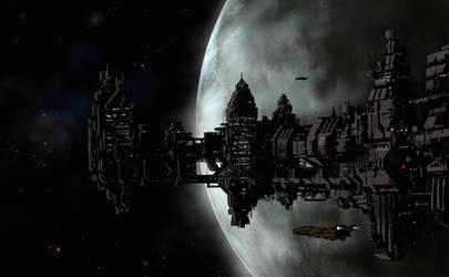 Orbital refinery by derbz