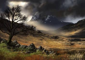 Snowdonia by derbz