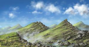 Weathered Landscape