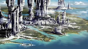 Riviera Metropolis Sketch