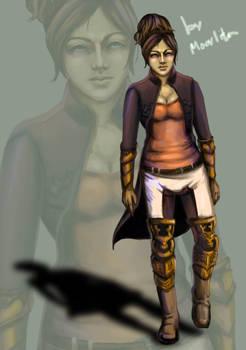 Moorlita (character concept)