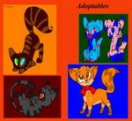 Cat Adoptables #1