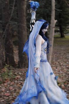 Corpse Bride dancing