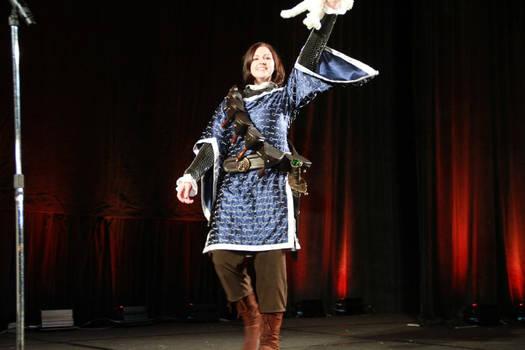 Sabriel Cosplay - Best Journeyman 2012