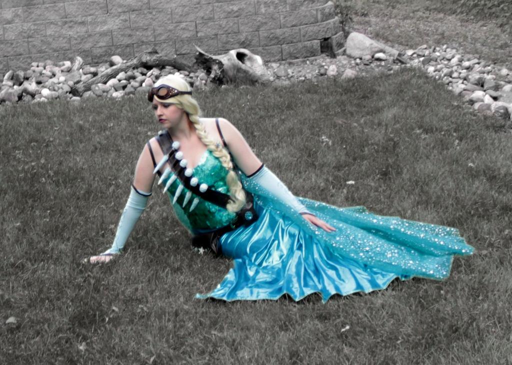 Elsa Steampunk 2 by Elentari-Liv