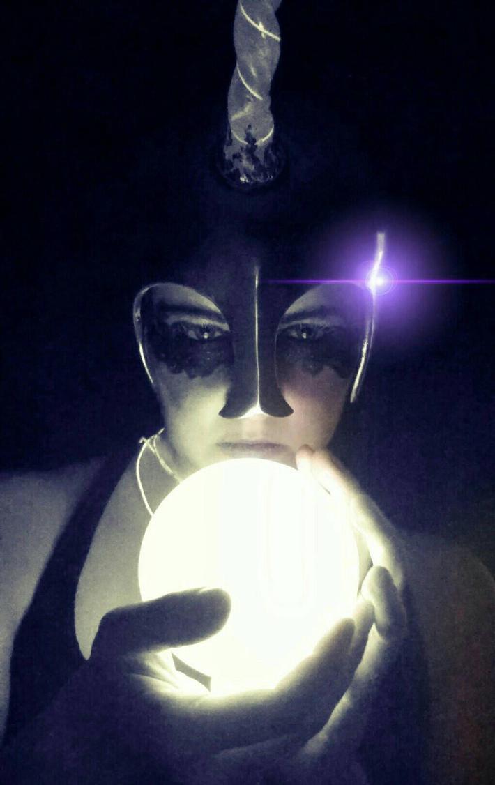 Nightmare Moon Cosplay progress  by Elentari-Liv
