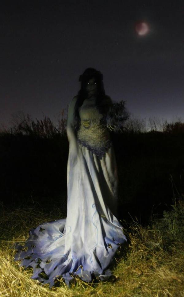 Creepy Corpse Bride by Elentari-Liv