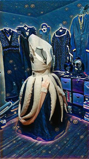 Squid Dress