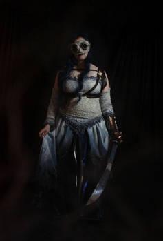 Steampunk Corpse Bride