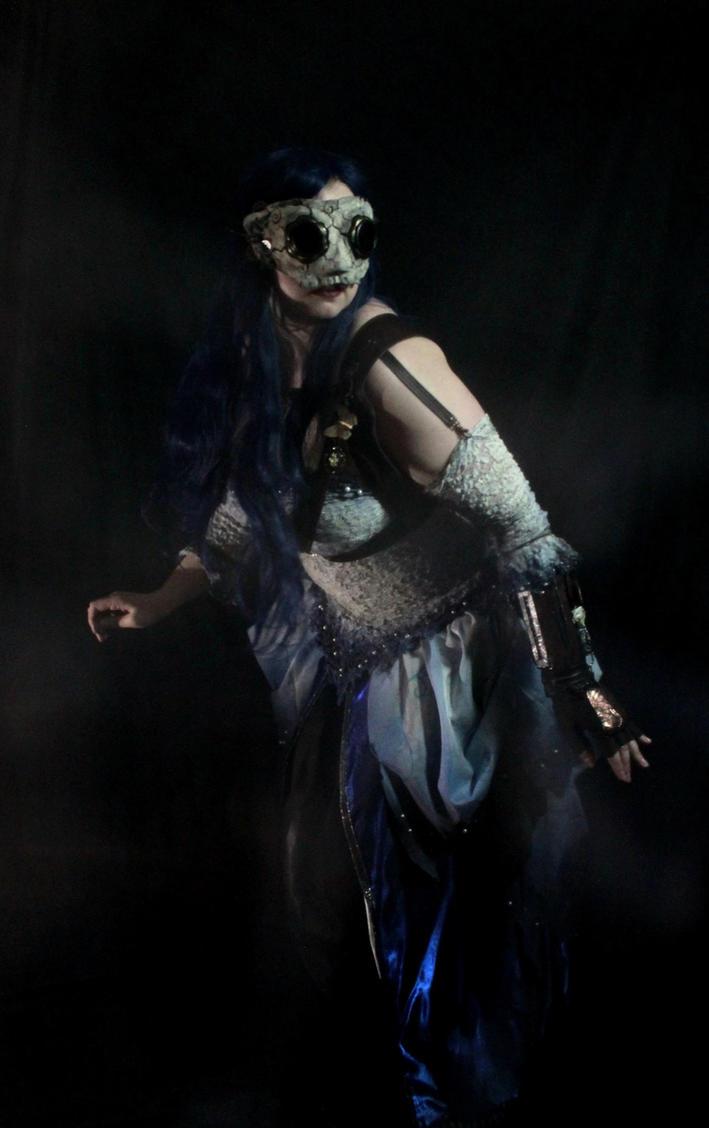 Steampunk Emily by Elentari-Liv