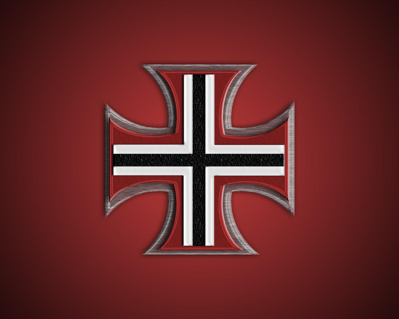 Crimson Cross By Macinator