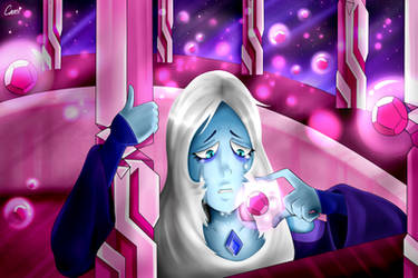 Blue Diamond   Steven Universe Fanart!