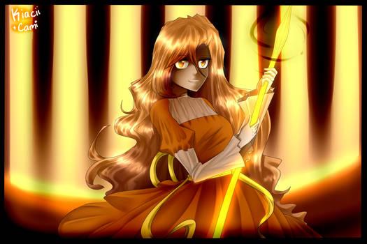 Wizard Week #6 - Bravery by CamilaAnims