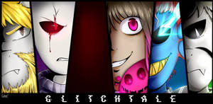 Glitchtale Poster!