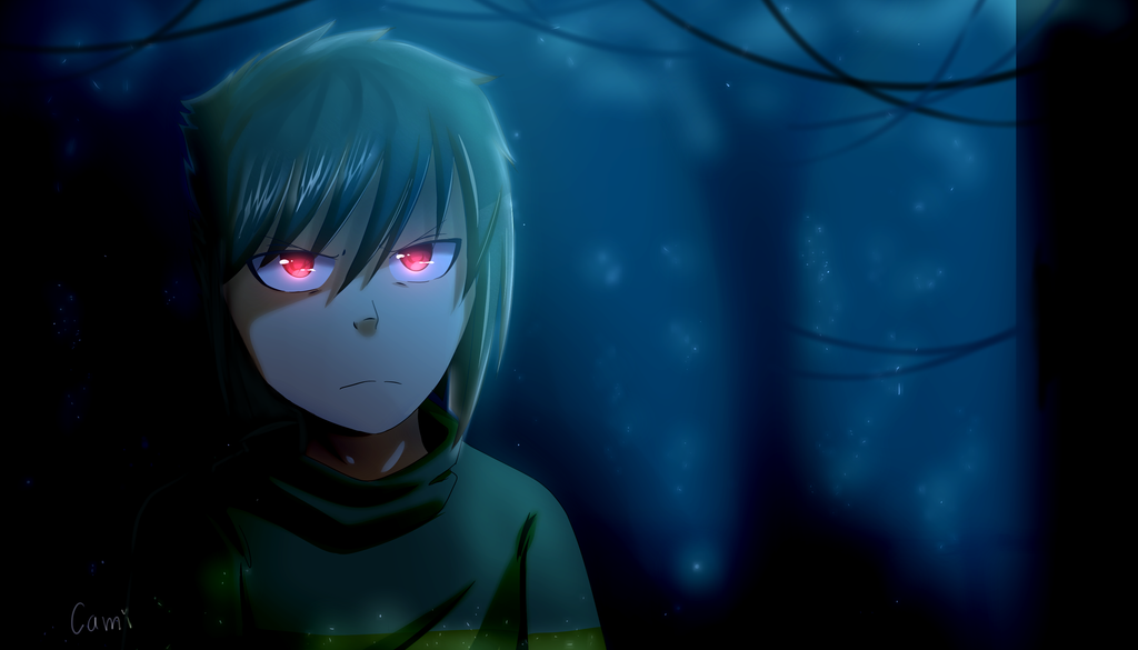 Can glitchtale be an anime yet? by CamilaAnims