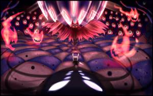 Hollow Knight Speedpaint | Nightmare King Grimm