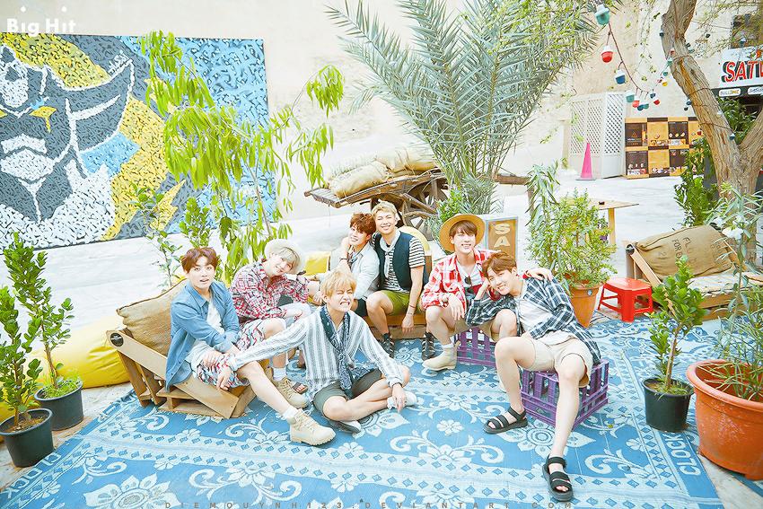 [ID] BTS SUMMER PACKAGE IN DUBAI