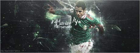 Javier-HernandezV1 Sig by Haitham4Gfx