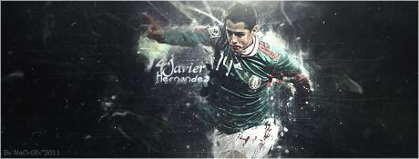 Javier-HernandezV2 Sig by Haitham4Gfx
