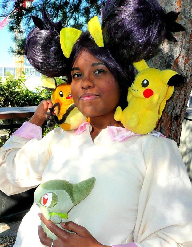 Pokemon crew, Iris' hair remade o/ by SweetVenom94