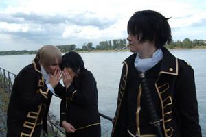 Rumors in the Shinsengumi by LolliChan