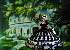 Antebellum Barbie