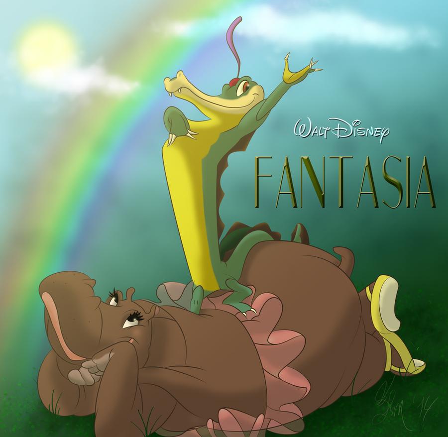 Week 3:  Fantasia by JeffrettaLyn