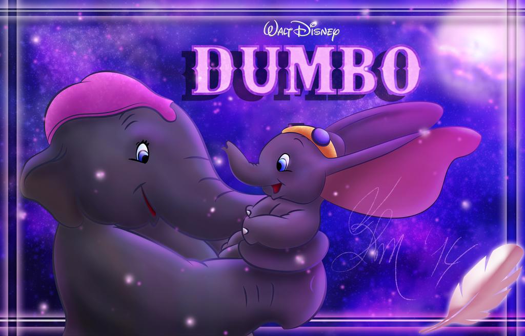 Week 4: Dumbo by JeffrettaLyn