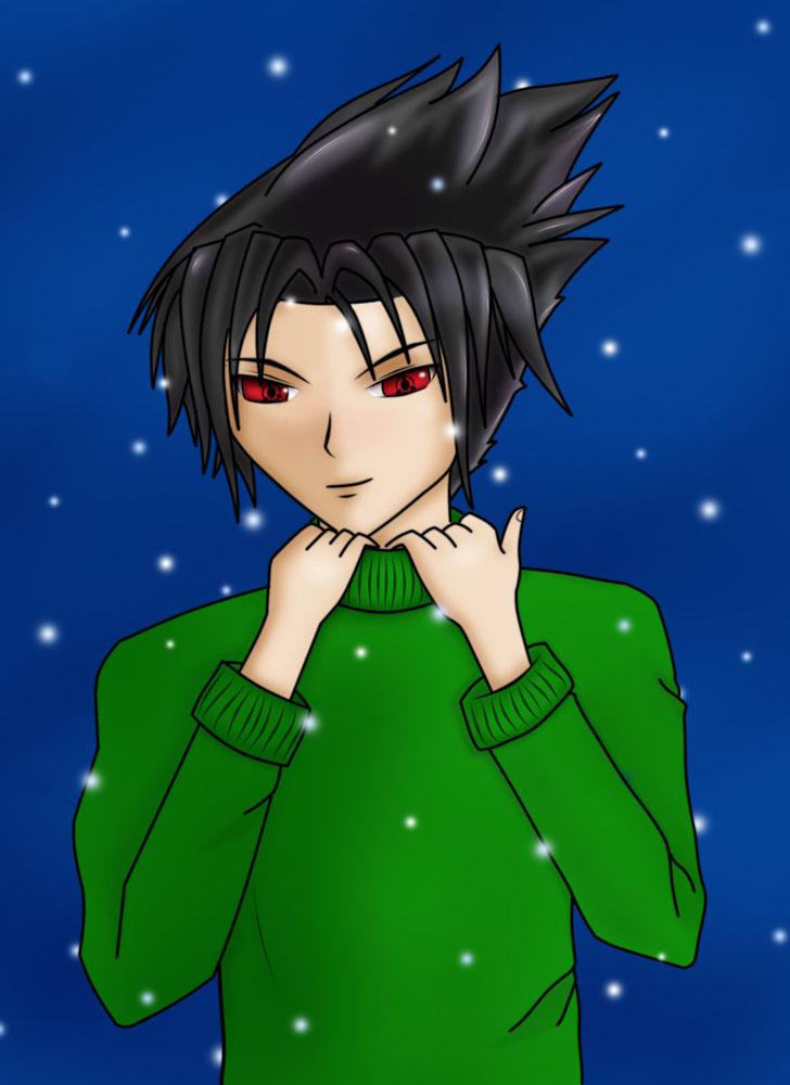 Merry Christmas Sasuke
