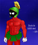 Muscle Marvin - colors