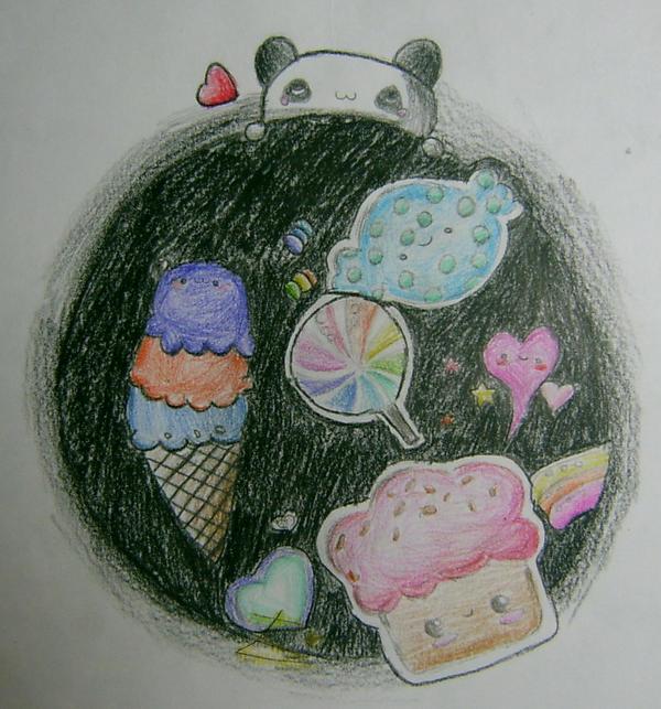Circle Of Food- Updated by xXxLoLLiPoP11xXx