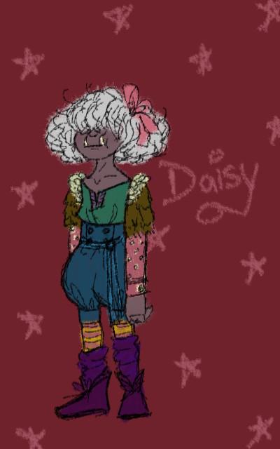 Daisy by Chuckabeth