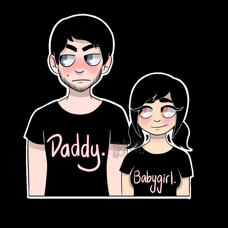 daddy/babygirljoppydoesart on deviantart
