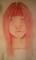 Red hair by RysioNeko-chan